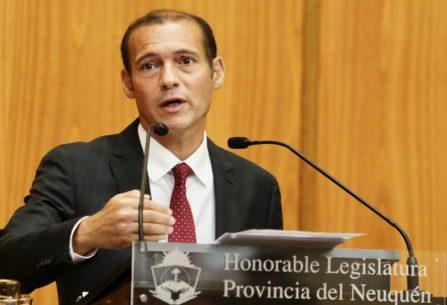 Discurso Omar Gutiérrez   Inicio Periodo Legislativo   Hidrocarburos
