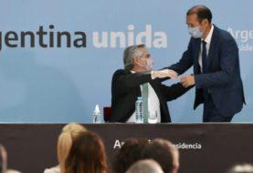 Gutiérrez participó de la firma del acuerdo federal contra la violencia de género