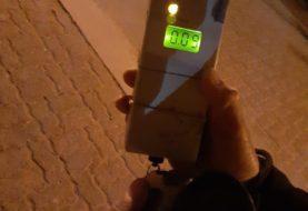 Preocupante cantidad de conductores alcoholizados en los operativos de tránsito en la capital neuquina