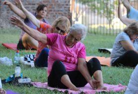 Cipolletti: Espacios activos para adultos mayores