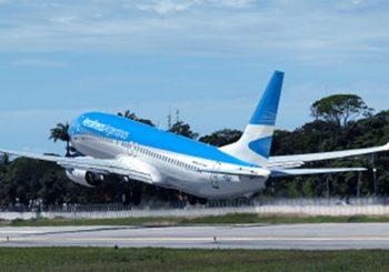 Aerolíneas Argentinas perderá US$ 450 millones este año