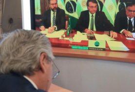 Bolsonaro ratificó que el 26 de marzo viajará a la Argentina para reunirse con Alberto Fernández