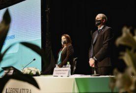 Río Negro: La Gobernadora abrió el 50° periodo de sesiones ordinarias de la Legislatura