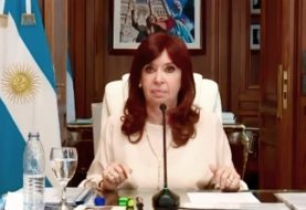"""Dólar futuro: Cristina Kirchner apuntó contra los jueces: """"Ustedes contribuyeron a que ganara Macri y son responsables de lo que pasa en la economía"""""""