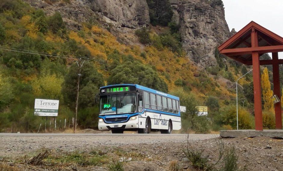 San Martín: Desde el lunes se amplían las frecuencias del transporte urbano de pasajeros