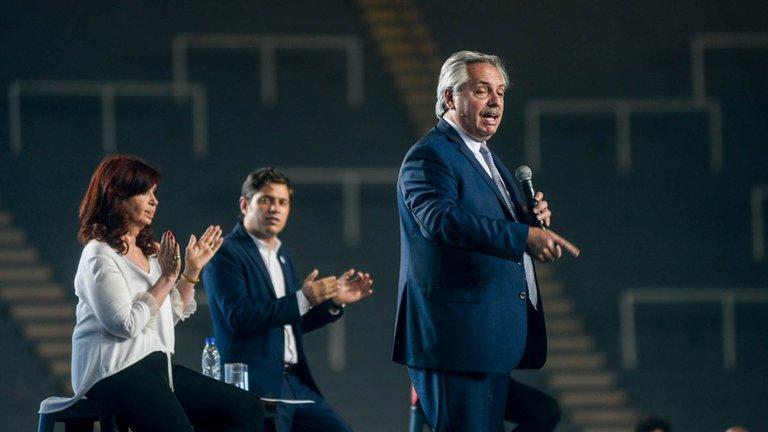 Con el respaldo de los gobernadores, Alberto Fernández asume la conducción del PJ