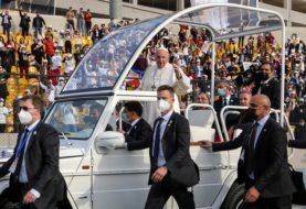 """El papa Francisco concluyó su visita a Irak con una multitudinaria misa en Kurdistán: """"La venganza es una espiral de represalias sin fin"""""""