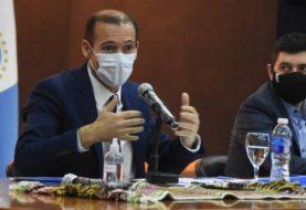 """Gutiérrez se refirió al paro docente: cuestionó la medida y aclaró que """"La oferta salarial es la que se puede sostener con los recursos actuales"""""""