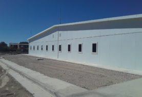 Las obras provinciales en los hospitales modulares están finalizadas