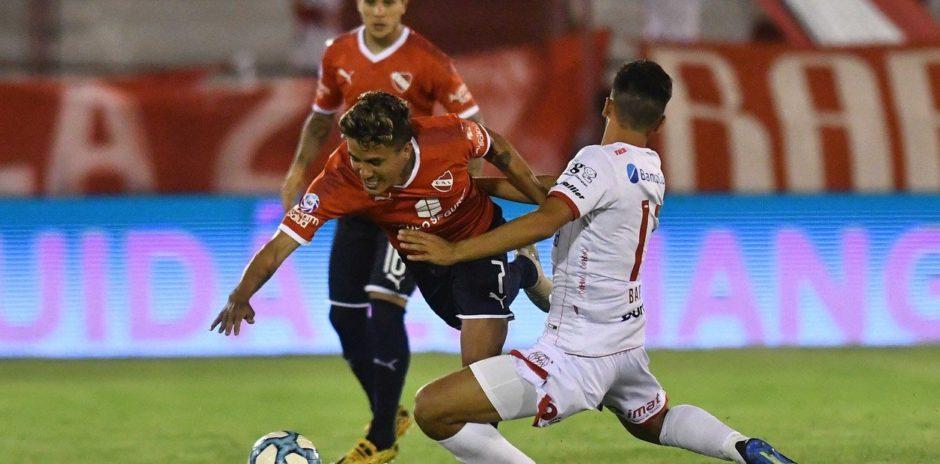 San Lorenzo y Huracán empataron en el clásico por la cuarta fecha de la Copa de la Liga