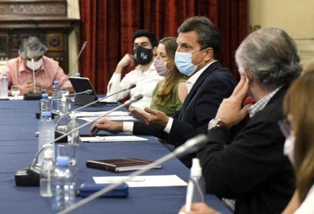 Reforma del Impuesto a las Ganancias: Massa se comprometió a sumar los cambios propuestos por la CGT