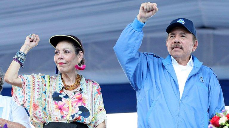 Nicaragua sufre aumentos récord en la gasolina y la única que gana es la familia de Daniel Ortega