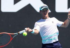 """El """"Peque"""" Schwartzman debuta en el Argentina Open"""