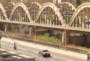 Liberaron los puentes - Mañana vuelven a cortarlo de 10 a 16 hs.