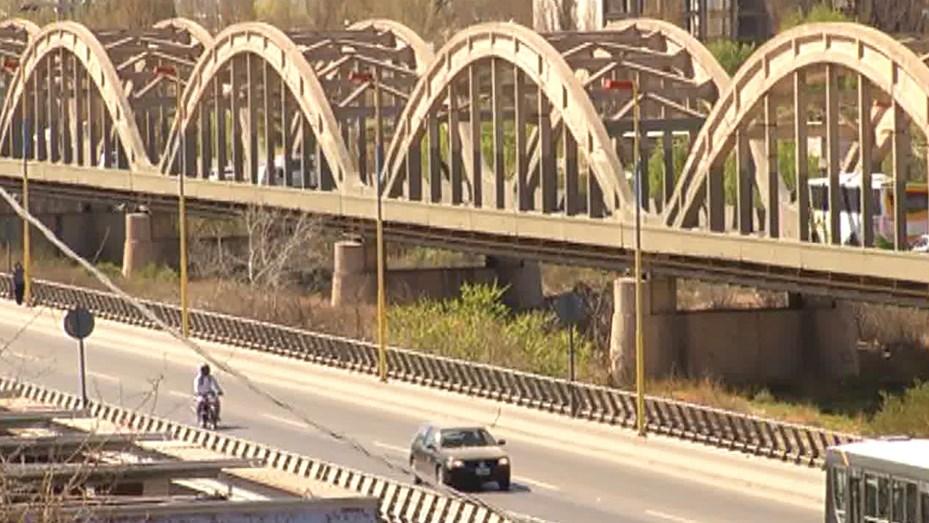 Liberaron los puentes – Mañana vuelven a cortarlo de 10 a 16 hs.
