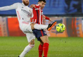 Atlético de Madrid vs Real Madrid, por la Liga de España: horario y  TV
