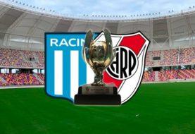 River Plate y Racing definen la Supercopa Argentina en Santiago del Estero