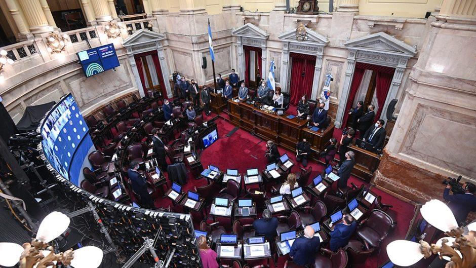 El Senado debatirá mañana el proyecto de reforma de Ganancias y el régimen de Monotributo