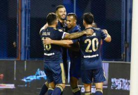 Histórico: Boca goleó 7-1 a Vélez y le quita el invicto en la Copa de La Liga