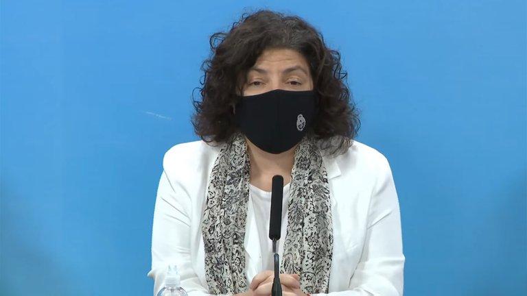 """Carla Vizzotti confirmó que aún no se sabe cuándo llegarán las dosis de Sinopharm: """"Las vacunas están en China"""""""