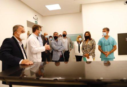 Viedma suma más tecnología para la atención de pacientes oncológicos