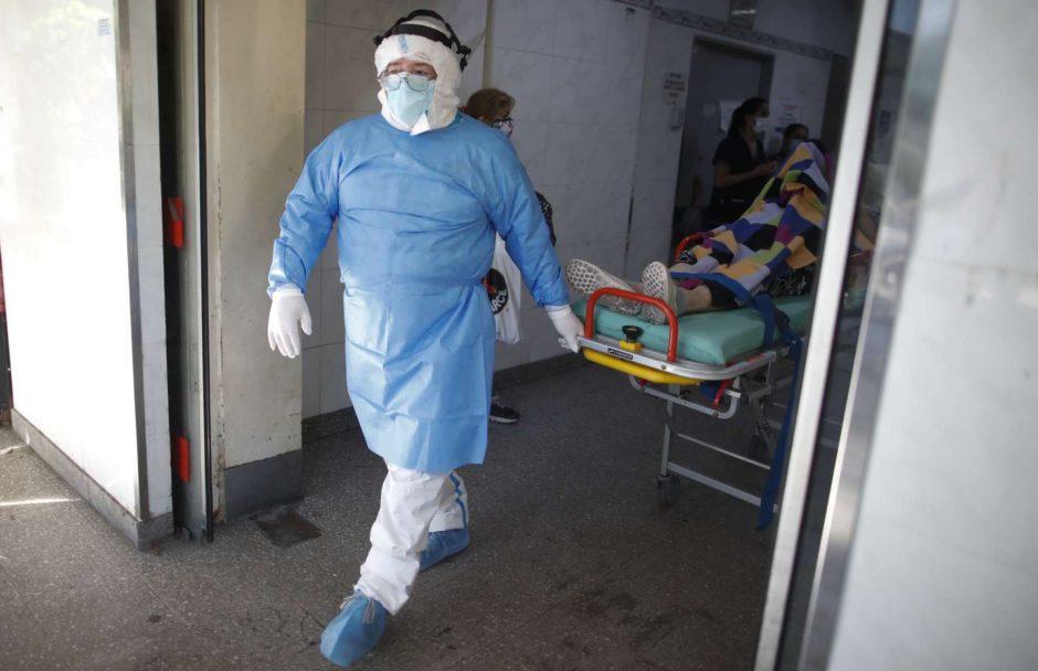 Coronavirus en la Argentina: informaron 443 muertes y 18.793 nuevos casos en 24 horas