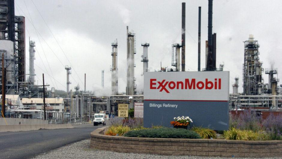 Exxon Mobil se retiró del comercio de petróleo