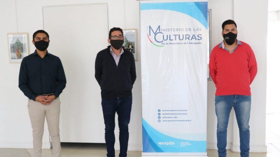 "Mariano Moreno se suma al programa ""Música en Bandada"""
