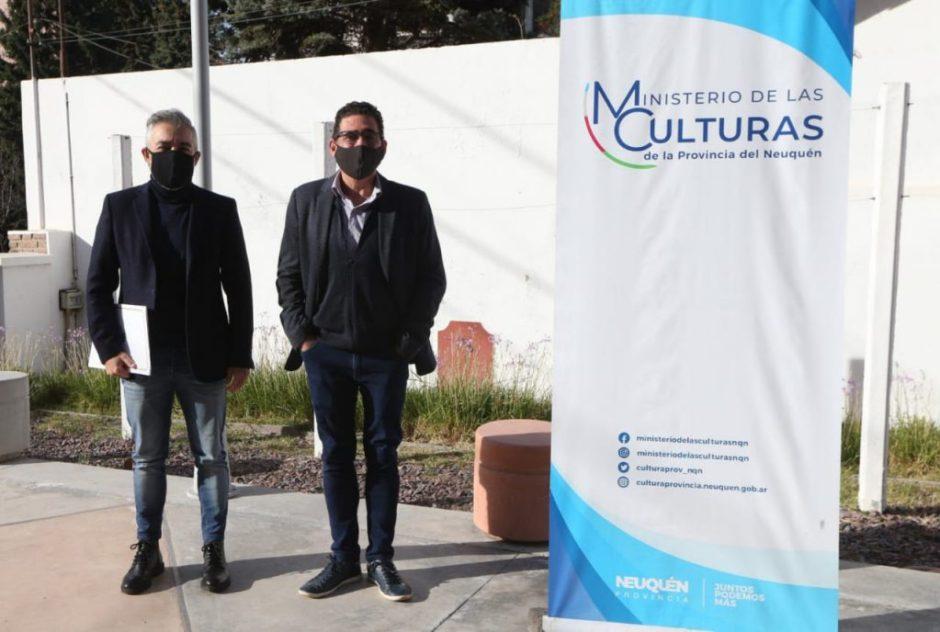 El Ministerio de las Culturas y la Asociación Española acuerdan desarrollar acciones conjuntas