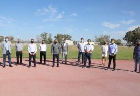 Gutiérrez se reunió con los responsables de las áreas de Deportes de las provincias patagónicas