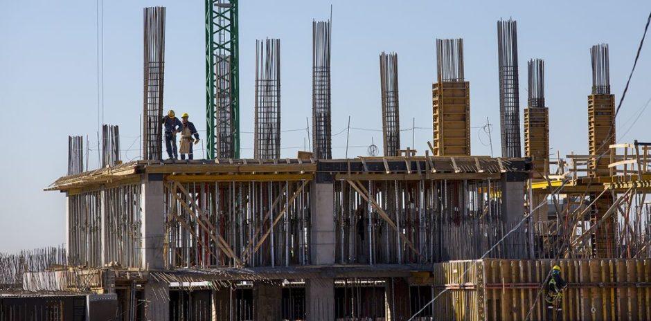 Sigue en alza el empleo en el rubro de la construcción