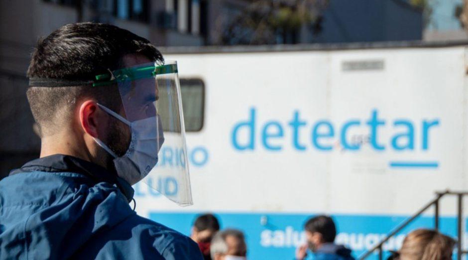 El DetectAR del centro de Neuquén extiende su horario de atención