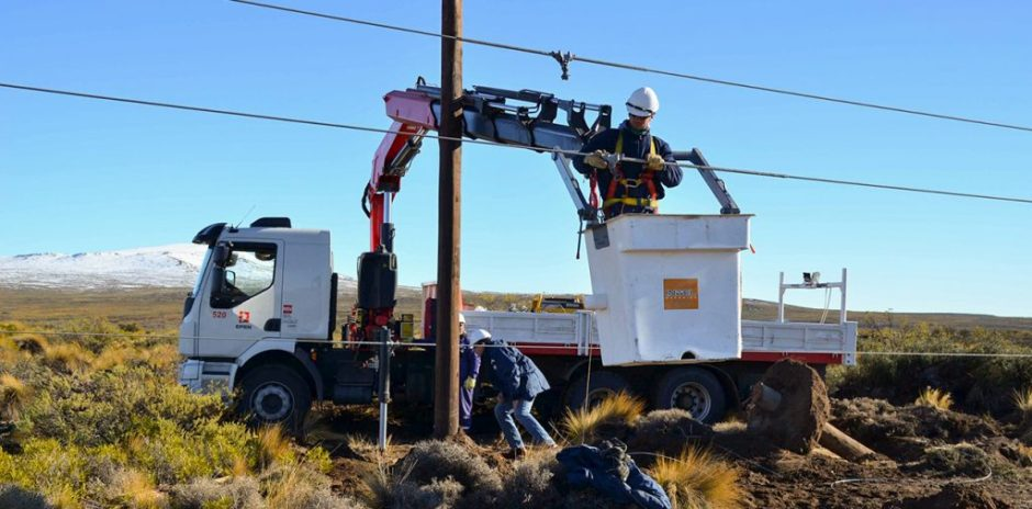 El EPEN realizará mantenimiento en líneas del Oeste provincial