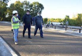 El Paseo Costero avanza sobre Obrero Argentino y se acerca a la confluencia