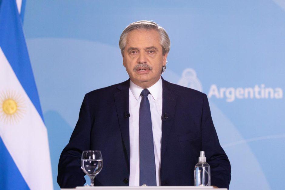 Alberto Fernández extendió las restricciones vigentes en AMBA hasta el 21 de mayo y dividirá el país en 4 zonas según el riesgo epidemiológico