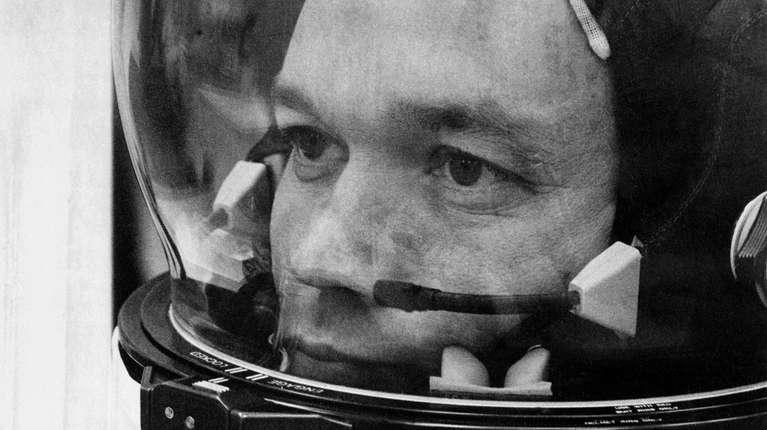 Murió Michael Collins, el único astronauta de la misión Apollo 11 que no pisó la Luna