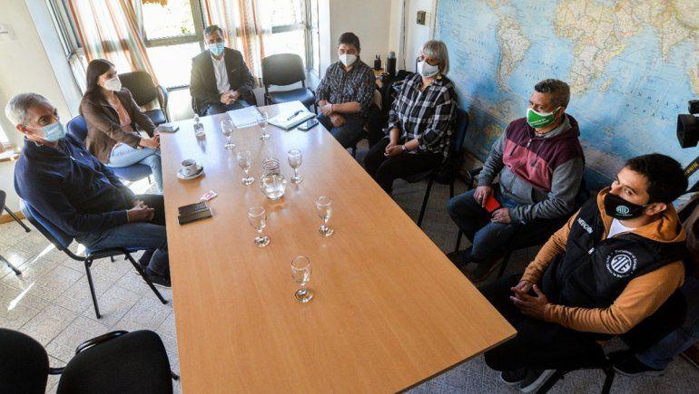 Nueva reunión de ATE y el gobierno de Neuquén
