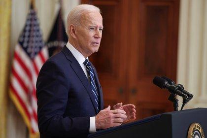 Joe Biden anunciará el fin de los recortes fiscales a las grandes fortunas en su primer discurso ante el Congreso de los Estados Unidos