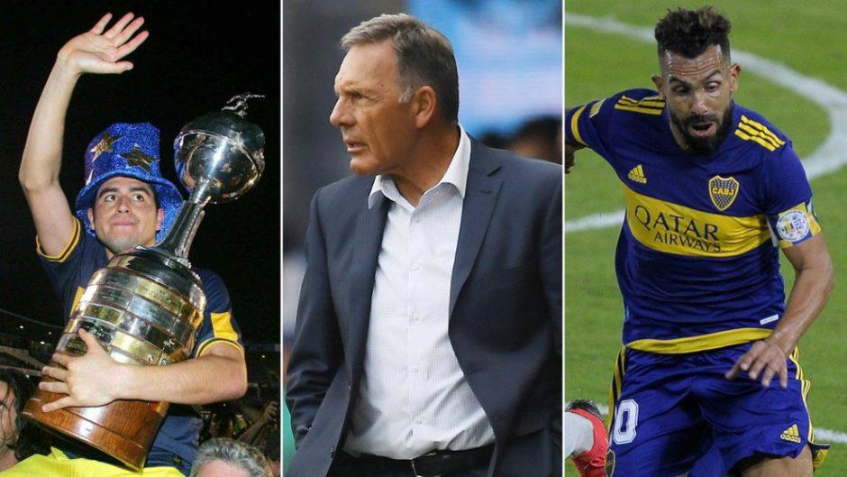 """El """"Plan Riquelme"""" que replicará Russo con Tevez para jugar la Libertadores con Boca"""