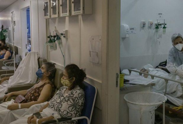 Brasil registró más de 2.000 muertos y 45.000 contagios de COVID-19 en 24 horas