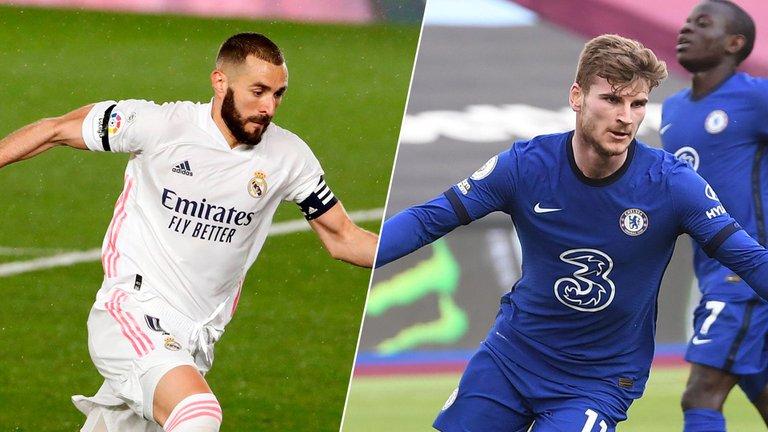 Real Madrid y Chelsea abren  las semifinales de la Champions League: hora y TV