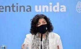 El Gobierno nacional calcula que en junio habrá casi dos millones de vacunas producidas en la Argentina por el laboratorio Richmond