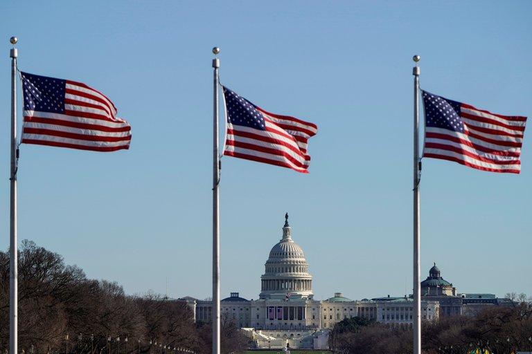 Joe Biden se presentará hoy ante el Congreso tras cumplir 100 días de su llegada al poder en EEUU