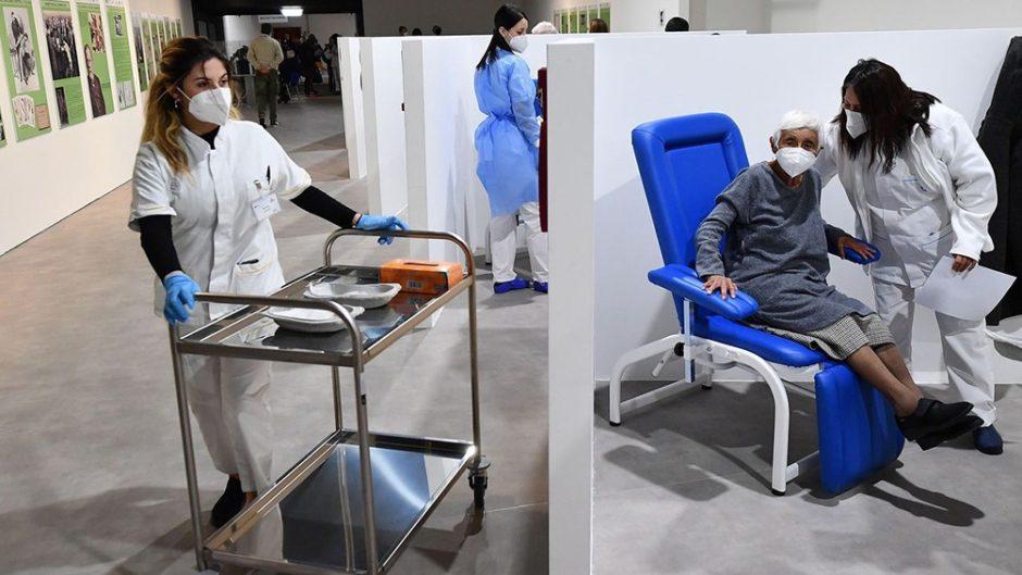 Por tercer día consecutivo se registró un récord de nuevos contagios de coronavirus en Argentina: 23.683 casos en las últimas 24 hora