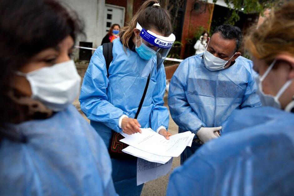 Río Negro registró  380 contagiados y 2 muertos