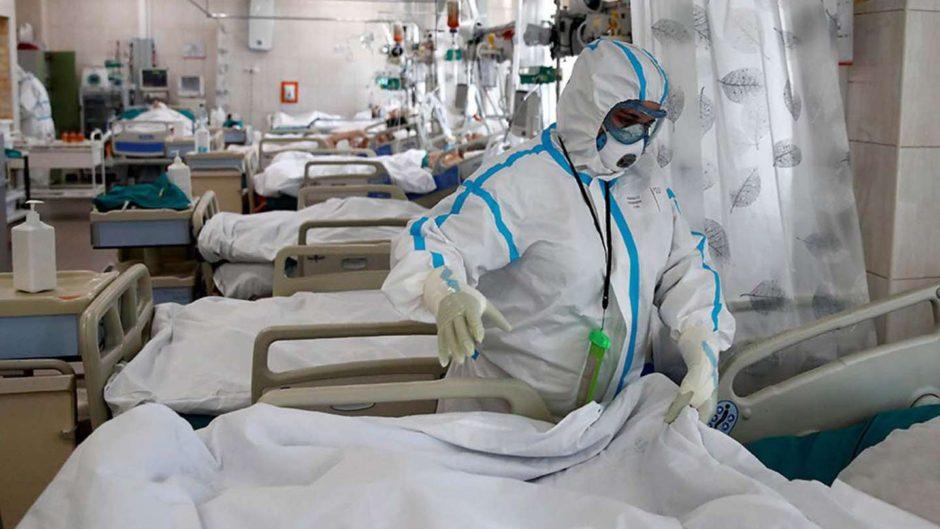 """La presidenta de la Sociedad Argentina de Terapia Intensiva: """"Tenemos el temor de que el sistema colapse"""""""