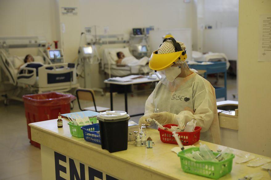Coronavirus en Argentina: confirmaron 23.718 nuevos contagios y sigue en aumento la ocupación de camas de terapia intensiva