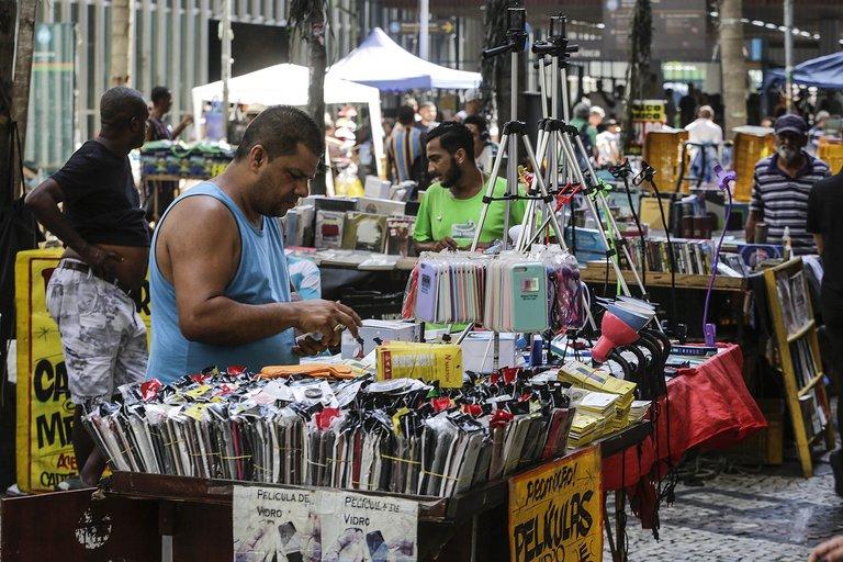 Brasil sigue registrando récords de desempleo: hay 14,4 millones de personas sin trabajo