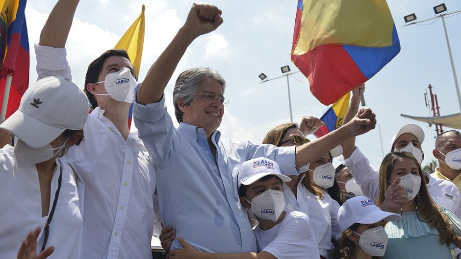 Ecuador define este domingo al sucesor de Lenín Moreno en medio de una profunda crisis