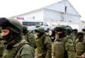 El ejército ruso comenzó su retirada de la frontera con Ucrania